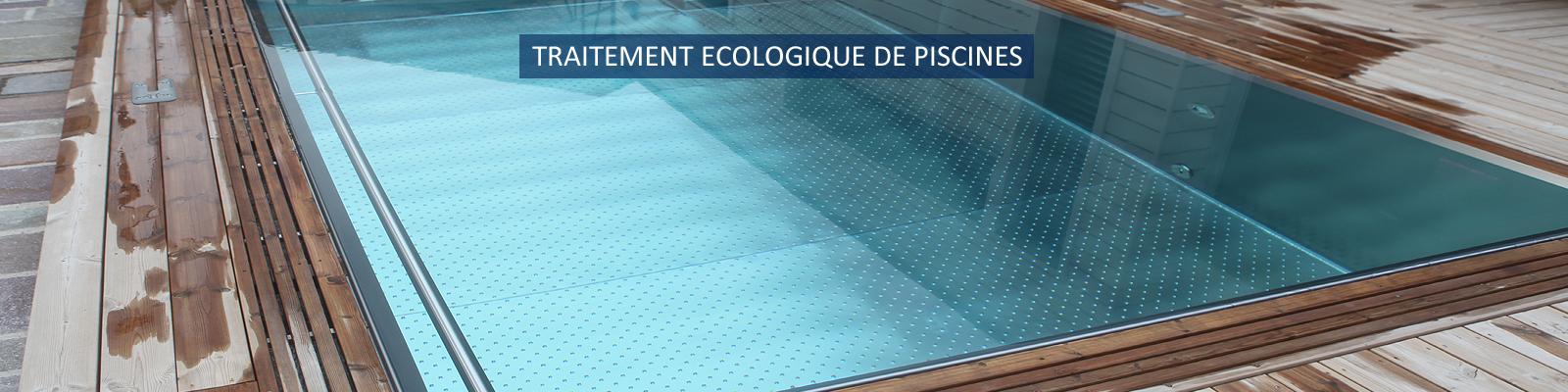 Traitement écologique piscine