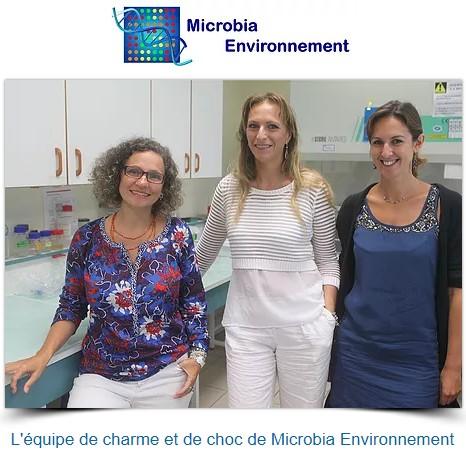 Microbia etudes scientifiques