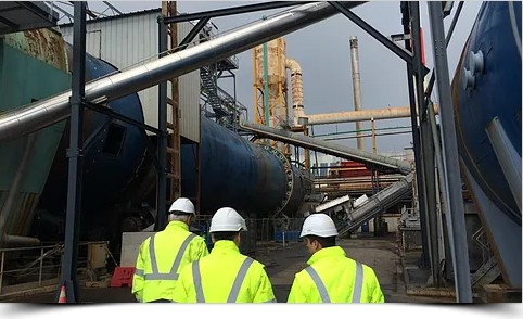 Réalisation traitement tours aéros hydroflow