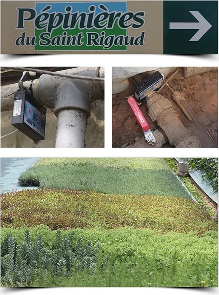 Réalisation Hydroflow Agriculture