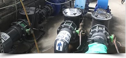 Réalisation piscine Hydroflow