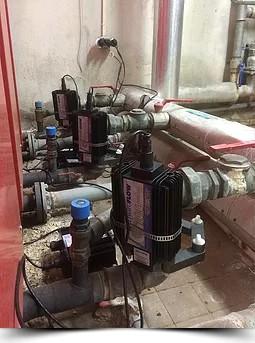 TRAITEMENT ANTI-CALCAIRE ECS Hydroflow