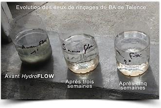 traitement eau piscine hydroflow