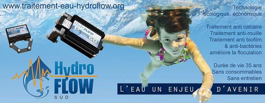 Traitement écologique eau Hydroflow