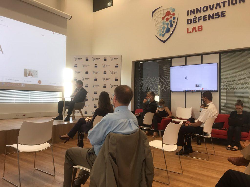 innovation défense lab 2020 paris